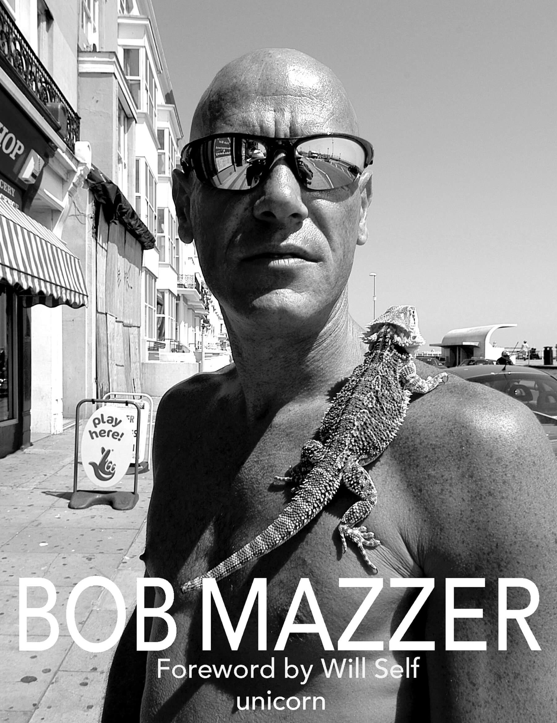 BOB MAZZER photobook