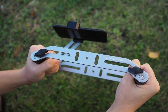 Sandmarc Action Gear Film Rig test: a smartphone essential