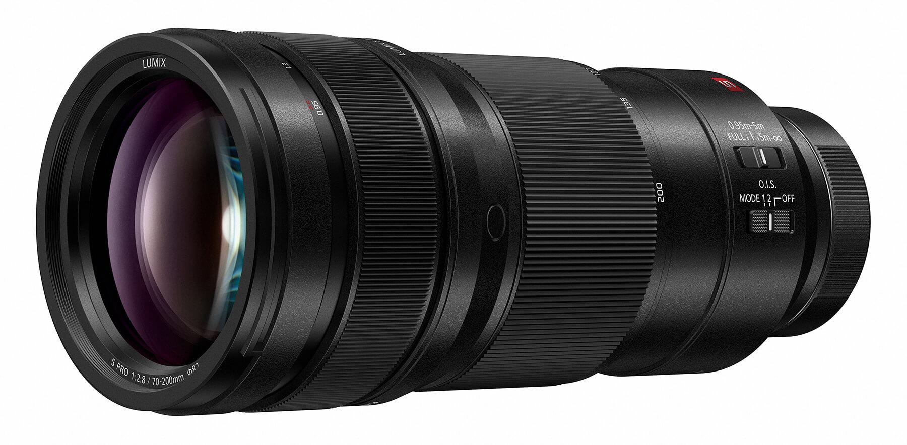 Lumix S Pro 70-200mm f/2.8 O.I.S