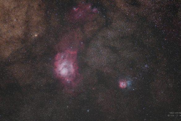 Astrophotography Canon Ra