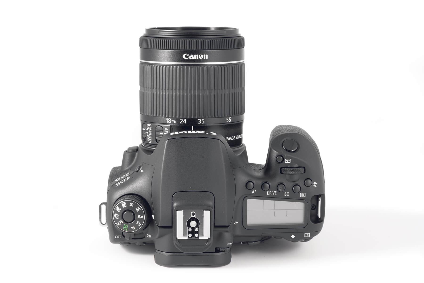 Canon EOS 90D test