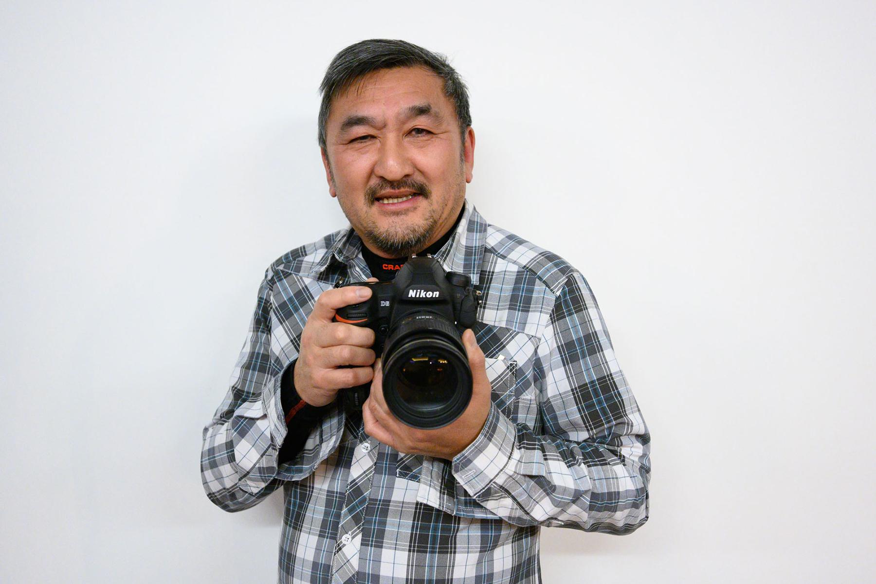 Nikon D6 hands on