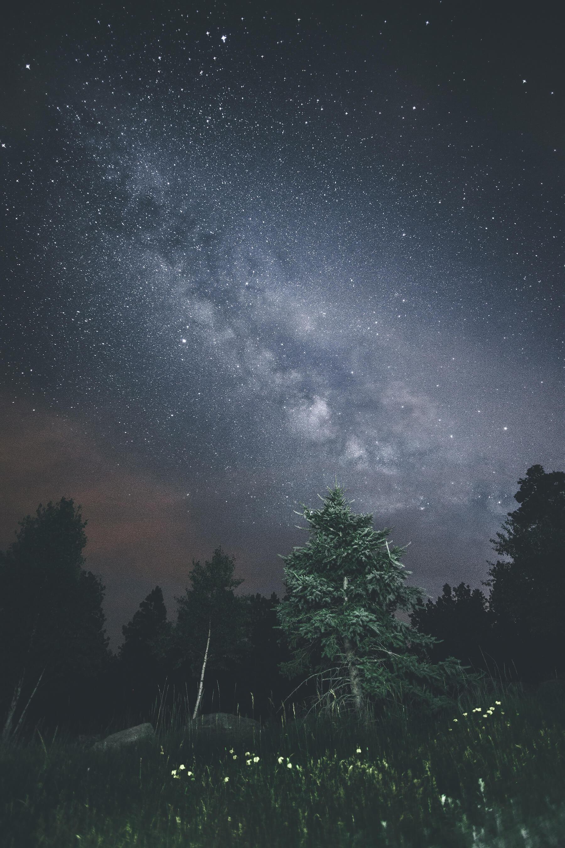 Outdoor lighting photography